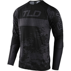 Troy Lee Designs Sprint Ultra Jersey, grime black